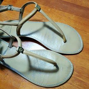 Very worn Tory Burch sandal